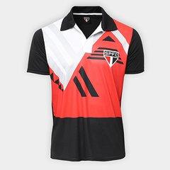 095749a981 Camisa Polo São Paulo Viagem Adidas Masculina · Confira · Camisa São Paulo  1992 - Edição Limitada Masculina