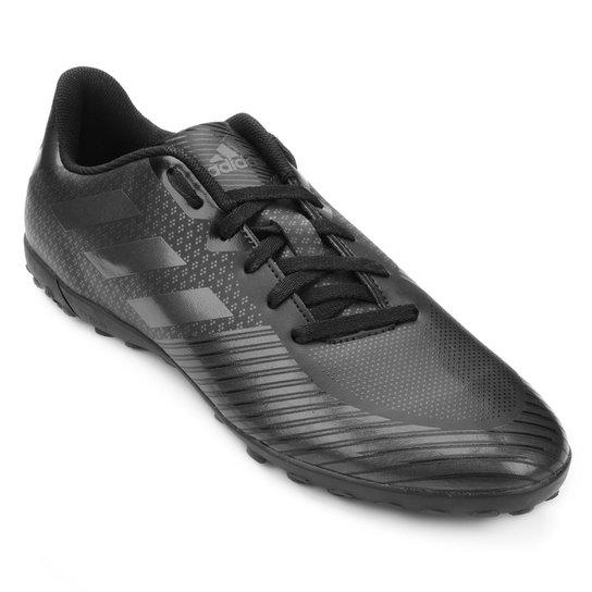 Chuteira Society Adidas Artilheira 18 TF - Preto - Compre Agora ... 7f91726ad43a3