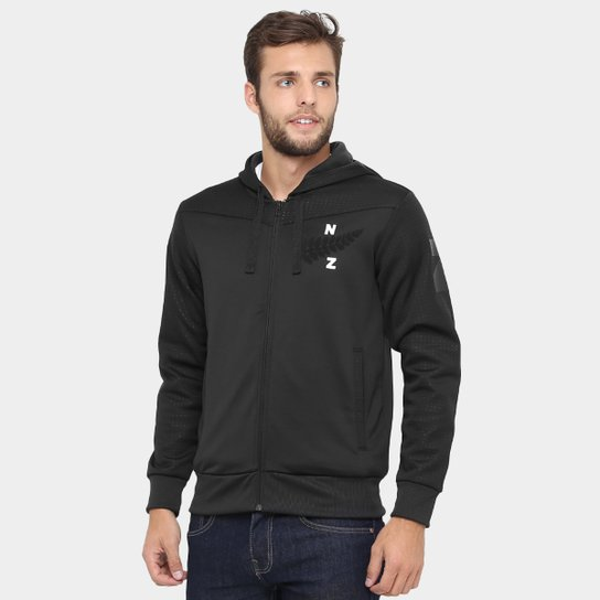 0ae551f074 Moletom Adidas Rugby All Blacks - Compre Agora