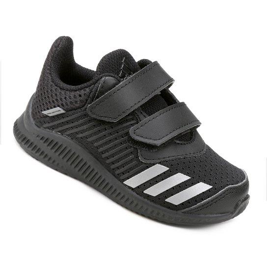 c555b39c0f Tênis Infantil Adidas Fortarun Cf I - Preto - Compre Agora
