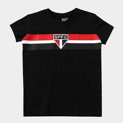 Camiseta São Paulo Infantil Tradicional d3601f377189f