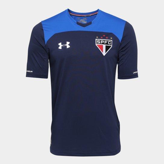 f9b39e62a4c Camisa São Paulo Goleiro 17 18 s nº - Torcedor Under Armour Masculina -