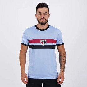 (24). Camisa São Paulo Celeste Masculina 7ce4aff894fc0