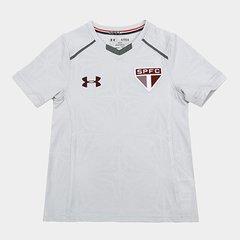 ee5b6915ec Camisa de Treino São Paulo Infantil 17 18 Under Armour