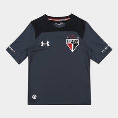 9d719cbe34 Camisa São Paulo Infantil Goleiro 17 18 s nº Under Armour