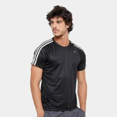 Camiseta Adidas D2M 3S Masculina d50fffeb8b324