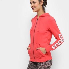 d7b6cc60c2e Jaqueta Adidas D2M Tracktop Feminina - Compre Agora