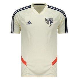 23de937010b Camiseta São Paulo Réplica Retrô 1969 Masculina - Branco - Compre ...
