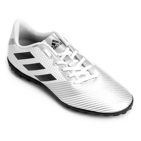 Chuteira Society Adidas Artilheira 17 TF - Branco - Compre Agora ... 53281ce907816