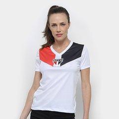 9470675d5e Camisa São Paulo Tricolor Feminina
