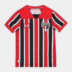 109a75ff95e Camisa São Paulo Infantil II 17 18 s nº Torcedor Under Armour