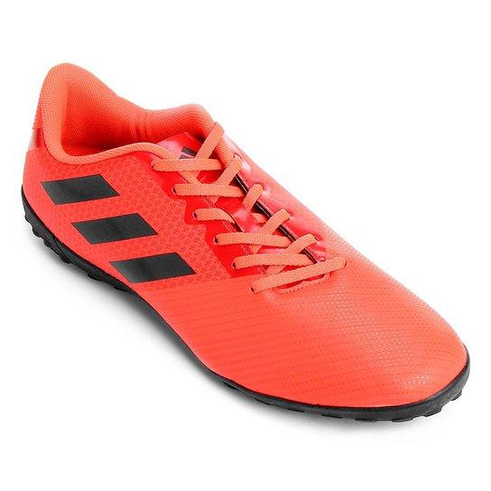 Chuteira Society Adidas Artilheira 17 TF - Vermelho - Compre Agora ... 758ed65ce9559