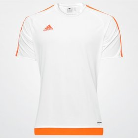 989b31a7762 Camiseta Adidas Blank Masculina - Branco e Verde - Compre Agora ...