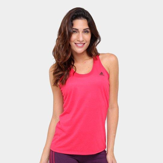 2c753bfb55b03 Regata Adidas Ess Mf Egb Feminina - Rosa Escuro - Compre Agora