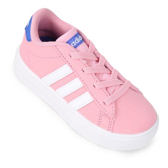 d7d22a59f6b Tênis Infantil Adidas Daily 2 Com Elástico - Compre Agora