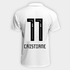 210f1d64903ba Camisa São Paulo I 2018 n° 11 Cristiane - Torcedor Adidas - Masculina