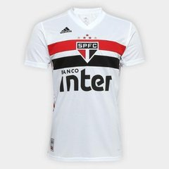 7bf7a02c67d Camisa São Paulo I 19 20 s n° Torcedor Adidas Masculina