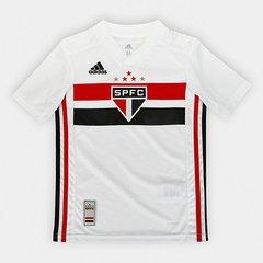 84b82afd2d Camisa São Paulo Infantil I 19 20 s n° Torcedor Adidas