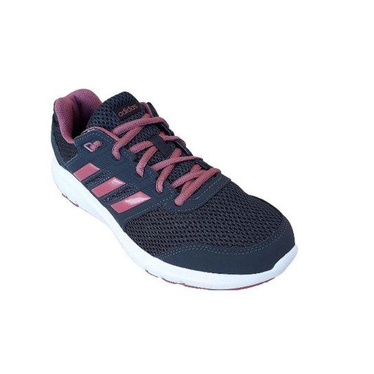 4a1f185d410 Tênis Adidas Duramo Lite 2 0 Feminino - Cinza e Rosa - Compre Agora ...