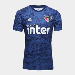 76e11391313 Camisa de Goleiro São Paulo I 19 20 Adidas Masculina
