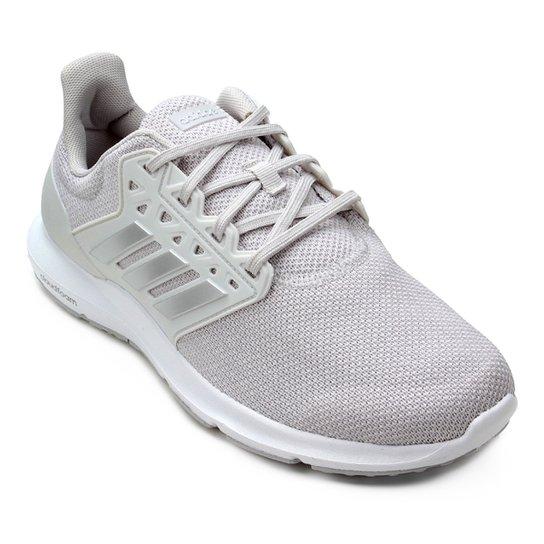 f2646272ab Tênis Adidas Solyx Feminino - Cinza e Prata - Compre Agora