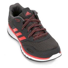a4994f4a53d Tênis Adidas Element V Feminino - Preto e Rosa - Compre Agora