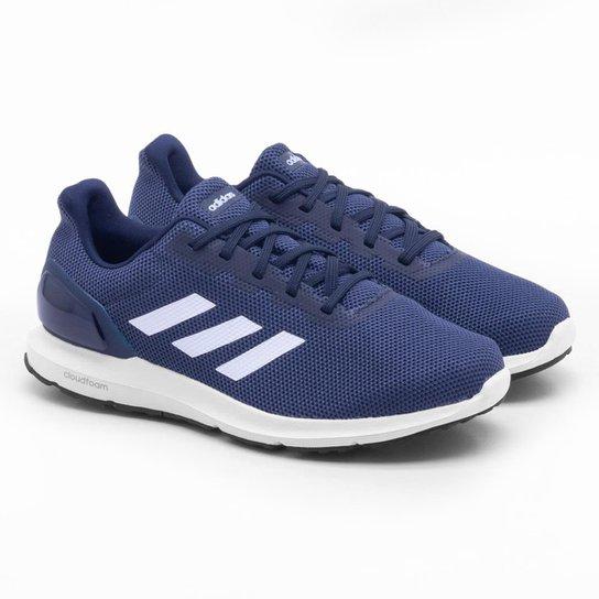 0c7063a7c3 Tênis Adidas Cosmic 2 Masculino - Azul e Branco | São Paulo Mania