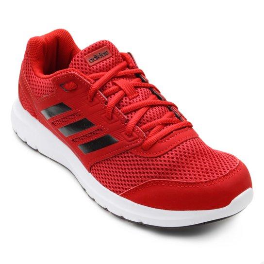 9257a1a9d5 Tênis Adidas Duramo Lite 2 0 Masculino - Vermelho e Preto - Compre ...