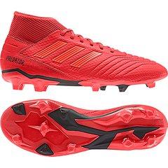 Chuteira Campo Adidas Predator 19 3 FG 074fcc55b1c33