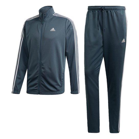 Agasalho Adidas Athletics Tiro Masculino - Azul