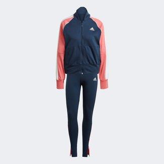Agasalho Adidas Bomber & Legging Feminino