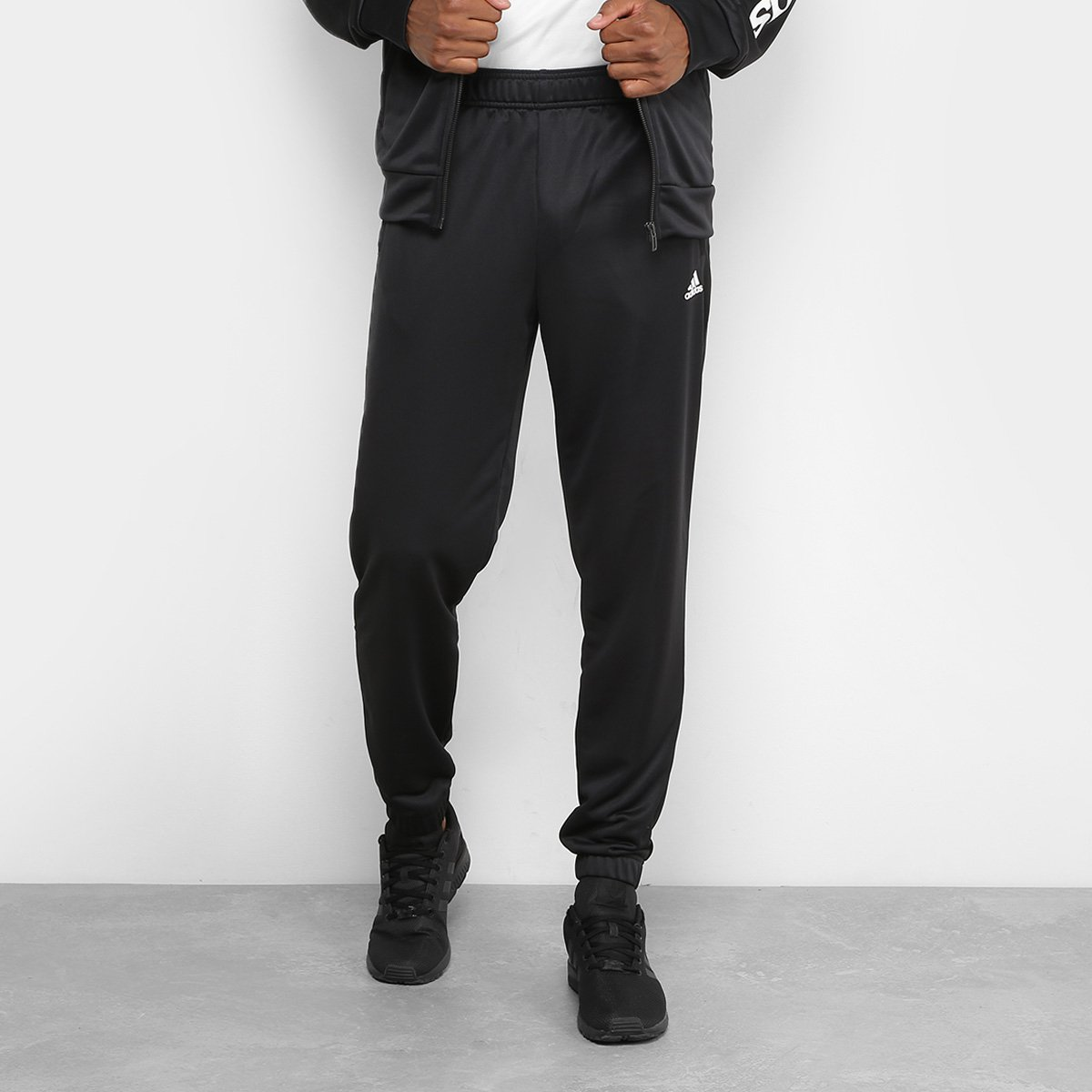 Agasalho Adidas Mts Pes Marker Masculino - Compre Agora  debb8cbd0a5af