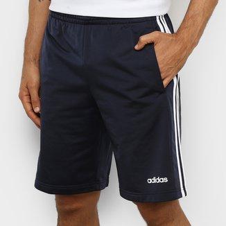 Bermuda Adidas 3S Tric Masculina