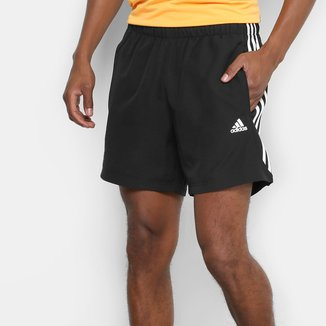 Bermuda Adidas Essentials 3 Stripes Chelsea Masculina