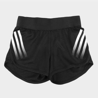 Bermuda Infantil Adidas Believe These 2.0 3 Listras Feminina