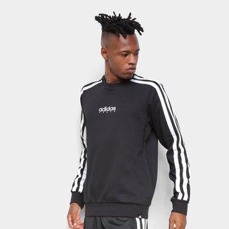 Blusa Adidas Legends Crew Masculina