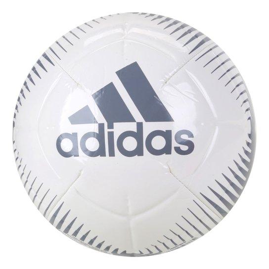 Bola de Futebol Campo Adidas EPP II Club - Branco+Cinza