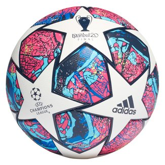 Bola de Futebol Campo Adidas UEFA Champions League Replica Competition Final Istanbul 20