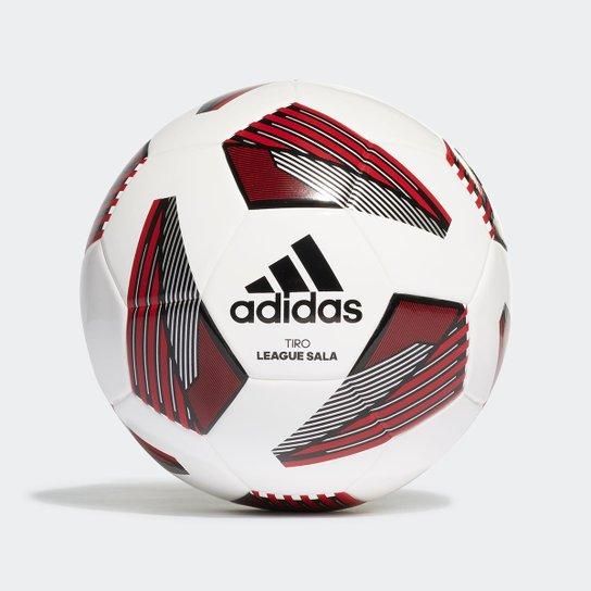 Bola de Futsal Adidas Tiro - Branco+Preto