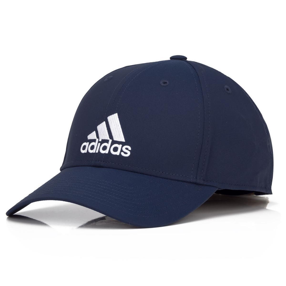 Boné Adidas Aba Curva Ess 3S Classic - Compre Agora  69ad1b96a3c