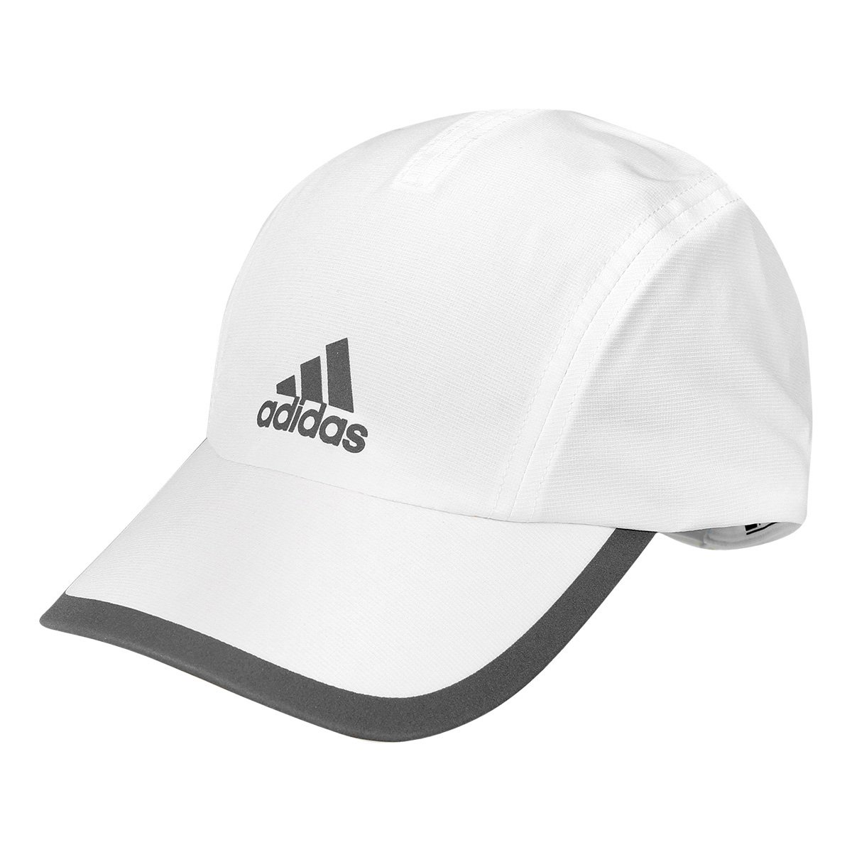 Boné Adidas ClimaCool Aba Curva - Branco e prata - Compre Agora ... d914dff2ff4