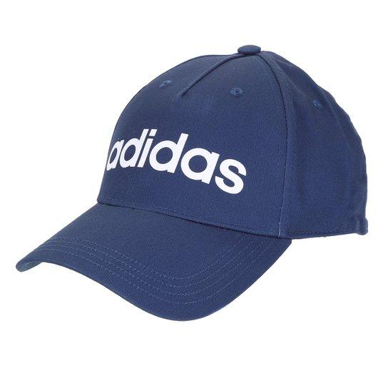 Boné Adidas Daily Aba Curva - Azul Escuro