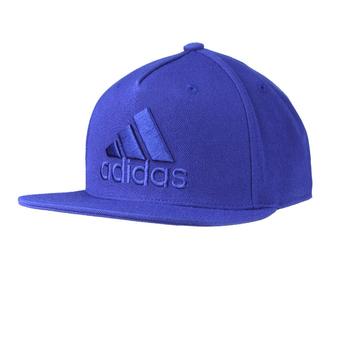 Boné Adidas Flat Cap Logo - Compre Agora  65696b8852af5