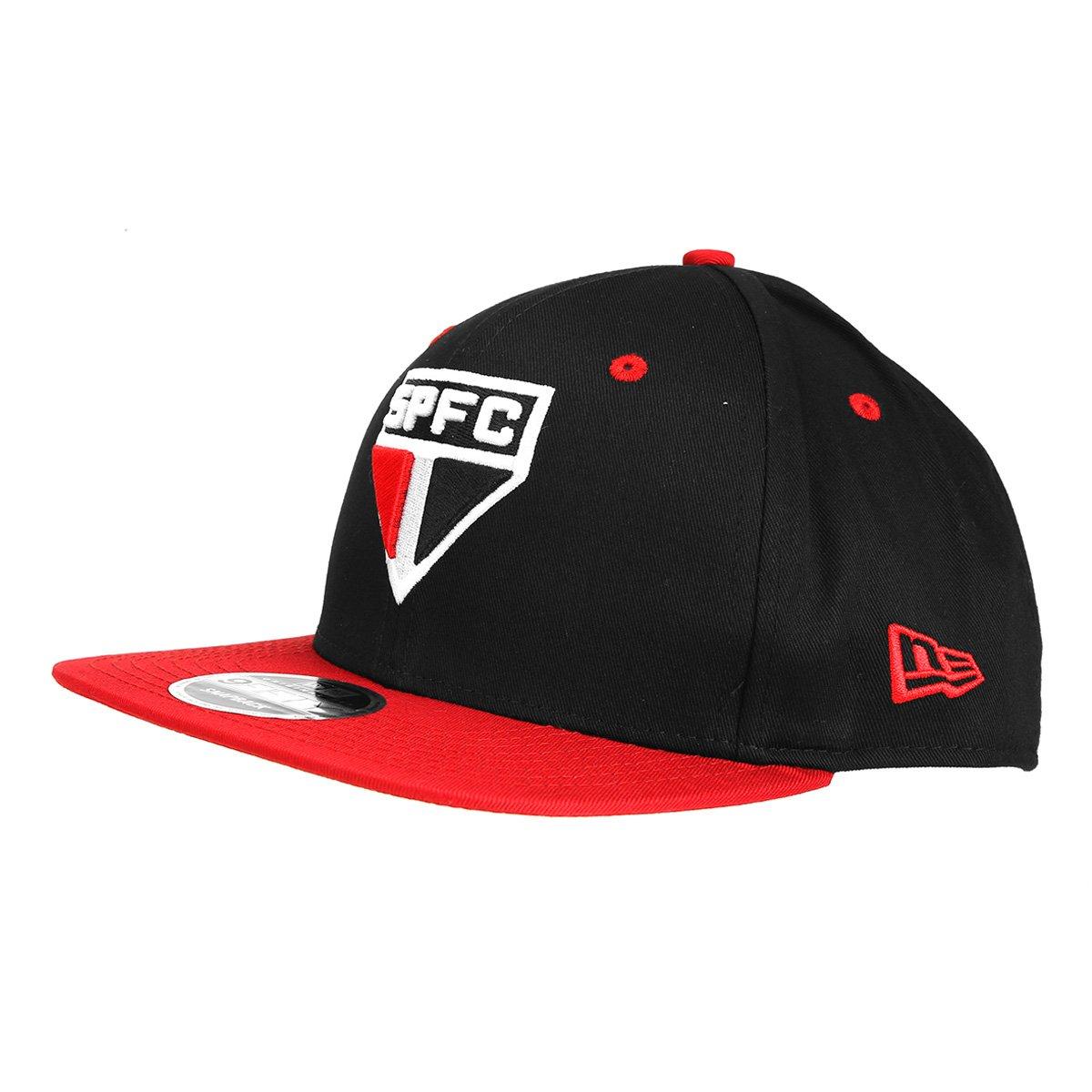26b568dff55cf Boné New Era Aba Reta São Paulo 950 Masculino - Compre Agora