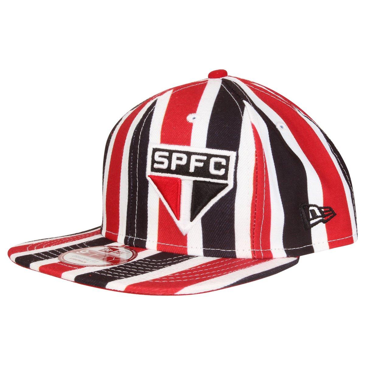 Boné New Era São Paulo Aba Reta 950 Of St Stripes Masculino - Compre Agora   632a9b1d37e