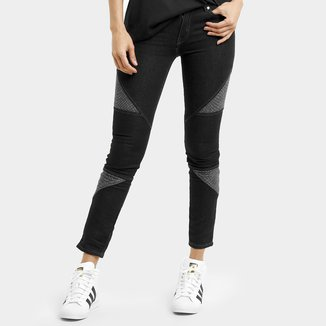 Calça Adidas Originals Denim Clrd Superskinny