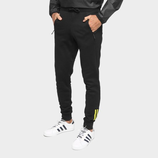 Calça Adidas Sportwear Innovation Motion Masculina - Preto