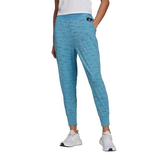 Calça Adidas Win Feminina - Azul