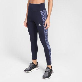 Calça Adidas Zebra 7/8 Feminina