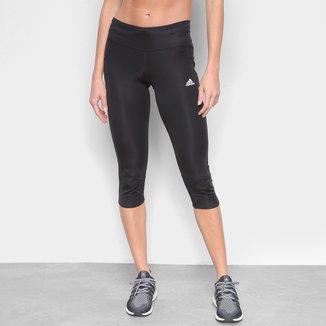 Calça Corsário Adidas Own The Run Feminina